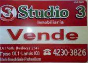 Studio 3 inmobiliaria, tasaciones , ventas, administraciones, consorcios