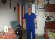 Trabajo de paramedico en caleta olivia