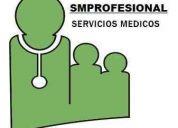 Smprofesional, solicita mÉdicos matriculados para clubes, zona san miguel