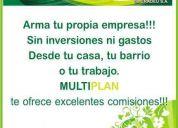 Multiplan respaldo y confianza!