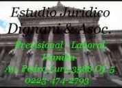 Accidentes de transito, abogados estudio juridico, 0223-474-2793