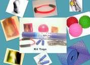 Kit para yoga