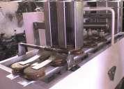 Maquina fabricar alfajores
