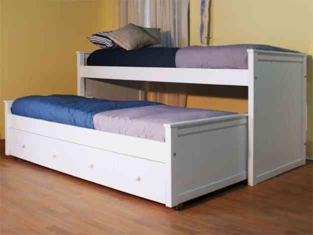 Cama infantil modelo nido valentina tigre rincon de milberg doplim 45827 - Modelos de camas nido para ninos ...