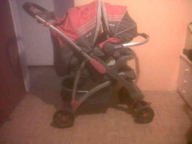 Coche de bebe butaca para auto san nicol s de los for Butaca de bebe para auto