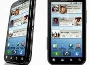 Motorola defy como nuevo claro en caja$1300