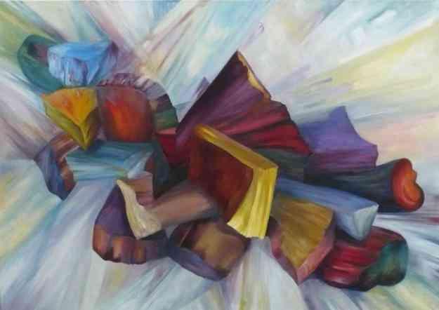 venta de cuadros pintados al oleo galeria con precios