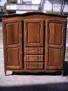 Compro muebles antiguos roperos antiguos provenzal mesas vitrinas etc general belgrano - Ropero antiguo ...