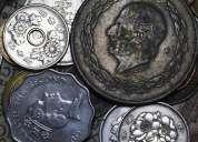 compra venta de monedas oro y plata - pago efectivo - resoluciÓn inmediata