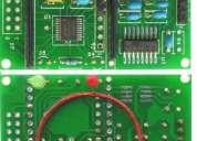 Camx910 módulo , lectura y memorización de rfid tags o transponders, frecuencia 125khz