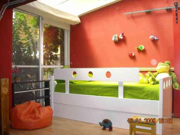 Muebles para ni os camas infantiles olivos doplim 49012 - Precios de camas para ninos ...