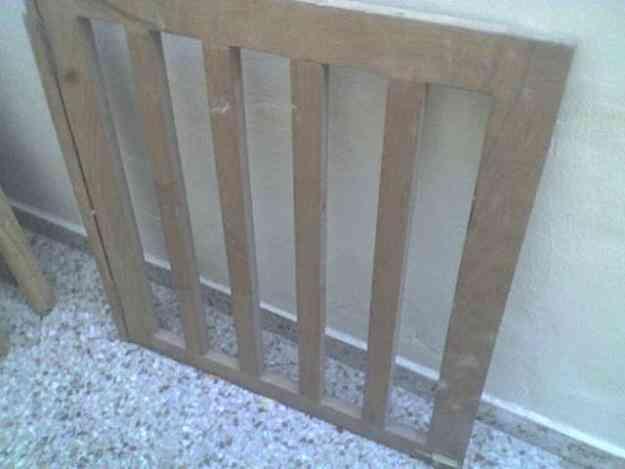 Vendo 3 puertas protecci n para escaleras la plata - Proteccion para escaleras ...