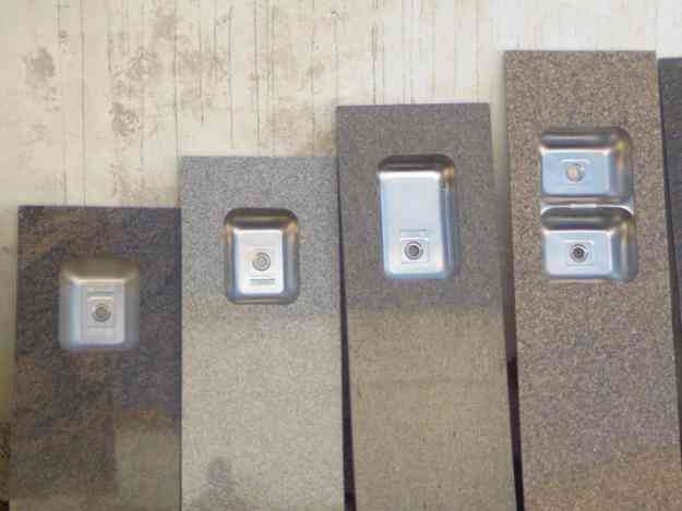 Mesadas de cocina y ba o en marmol o granito c rdoba for Colores de granito para banos