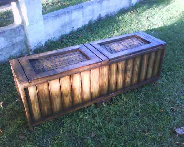 Muebles en pino roig hermanos calamuchita c rdoba capital - Muebles jardin cordoba ...