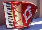 acordeon hohner aleman impecable (ver video)