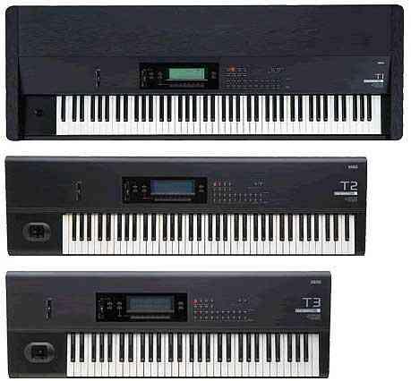 Korg m1 20 000 sonidos para korg m1r t1 t3 midi yamaha for Korg yamaha roland