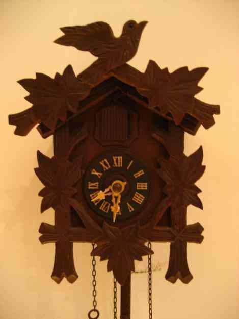 Reloj Cuc 218 De Pared Flores Doplim 49834