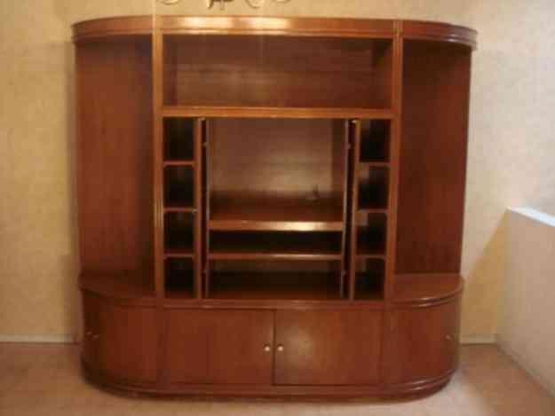 Muebles para tv en madera hechos a medida florencio varela parque leloir doplim 50156 - Muebles de madera a medida ...