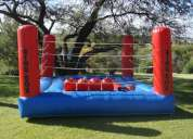 Vendo ringbox inflable