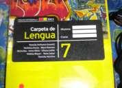 Carpeta de lengua 7 aique