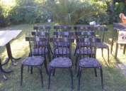 Vendo sillas de bar (tengo 10)