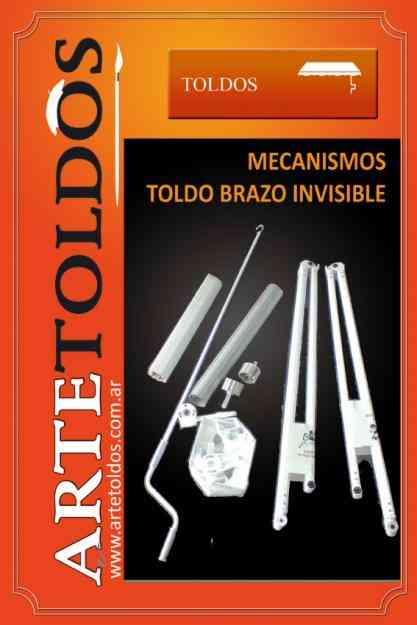 Mecanismo toldo brazo invisible c rdoba capital doplim for Toldo brazo invisible