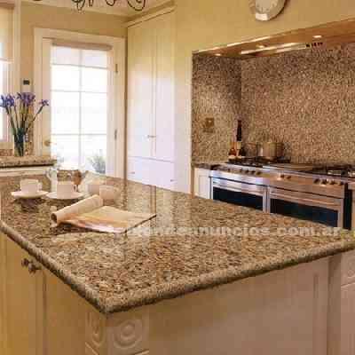 Piso pulido 46115286 mesadas 1550077809 escaleras granito for Costo de granito para cocinas