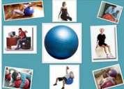 Esferas, pelotas. kit completo para esferodinamia