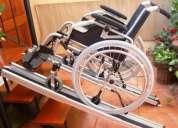 Rampa para sillas de rueudas