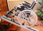 Venta de sillas de ruedas - productos reforzados - rampas de acceso