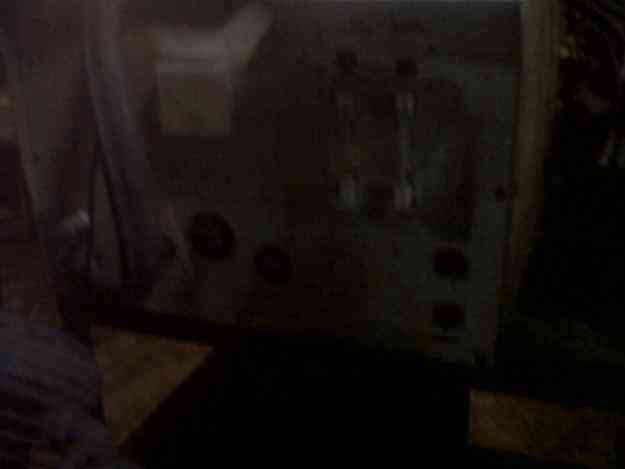 Soldadora microplasma Plasmarco 40 con torcha,pedal,y reguladores