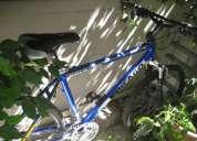 Vendo bici deportiva chicago muy poco uso