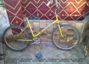 Bicicleta plegable rodado 24 legnano original