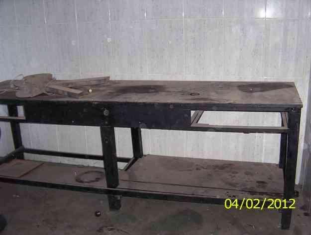 mesa para  taller..