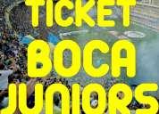 Entradas populares plateas boca olimpo viernes 10 de febrero clausura 2012