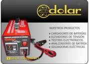 Cargador inteligente p/ baterias en 24v y 12v te; (011)1561847871