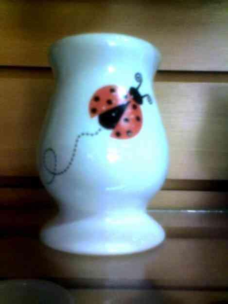 Piezas de ceramica y de porcelana decoradas caballito for Ceramica buenos aires