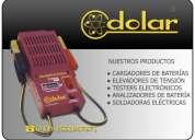 Bch 400 probador y analizador de acumuladores ( baterias)