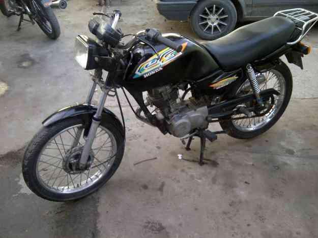Vendo Honda Cg 125 Titan Mar Del Plata Doplim 54846