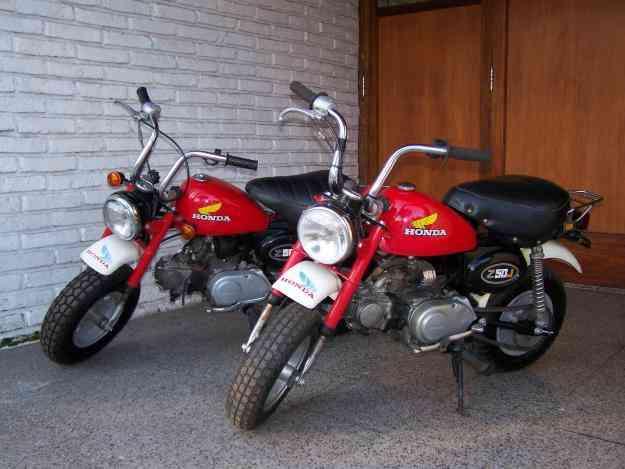 Repuestos Honda Dax St Y Ct Zb 50 Originales Usados Mar