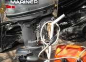 Motor fuera de borda mariner  15 hp mod. 1996
