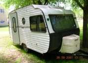 Vendo casa rodante marca araucana modelo 1985