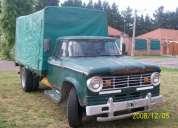 Camión dodge 500 gnc