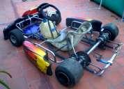 Vendo kart mini con motor parilla 125cc exelente