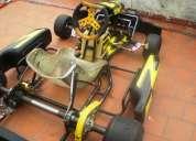 Vendo karting chasis kart mini smart2 con eje de 50