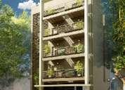 departamento en venta. 3 ambientes. 75 m2. pazos inmobiliaria. mar del plata. venta a estrenar. 3 am