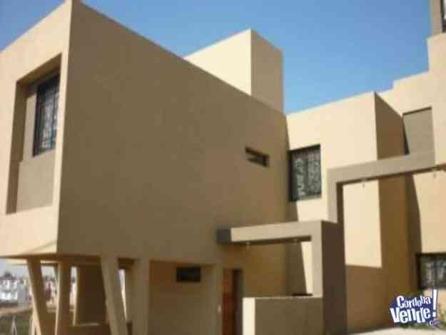 Duplex de 3 dormitorios a estrenar en Lomas del Chateau