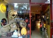 Fondo de comercio-regaleria-artesanias-decoracion- r. peÑa 1200