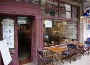 Fondo de comercio- bar-restaurante  en pleno tribunales!!! av cordoba 1400