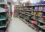 Fondo de comercio supermercado autoservicio
